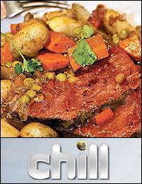 Man Up Your Meals: Powerhouse Pot Roast